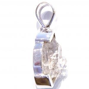 Herkimer Diamond Handmade Pendant