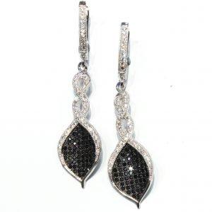 Dress Up Earrings in Sterling Silver