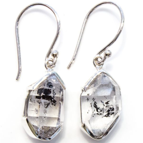Unique Herkimer Diamonds Earrings