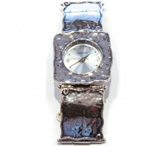 Silver Watch Handmade in Israel