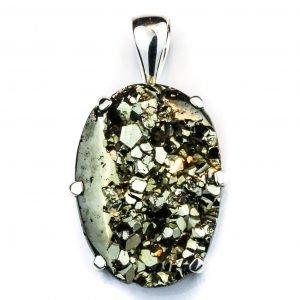 Pyrite Handmade Pendant